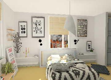 Lastenhuoneen sisustus - Ideat kotiin - m Sisustus