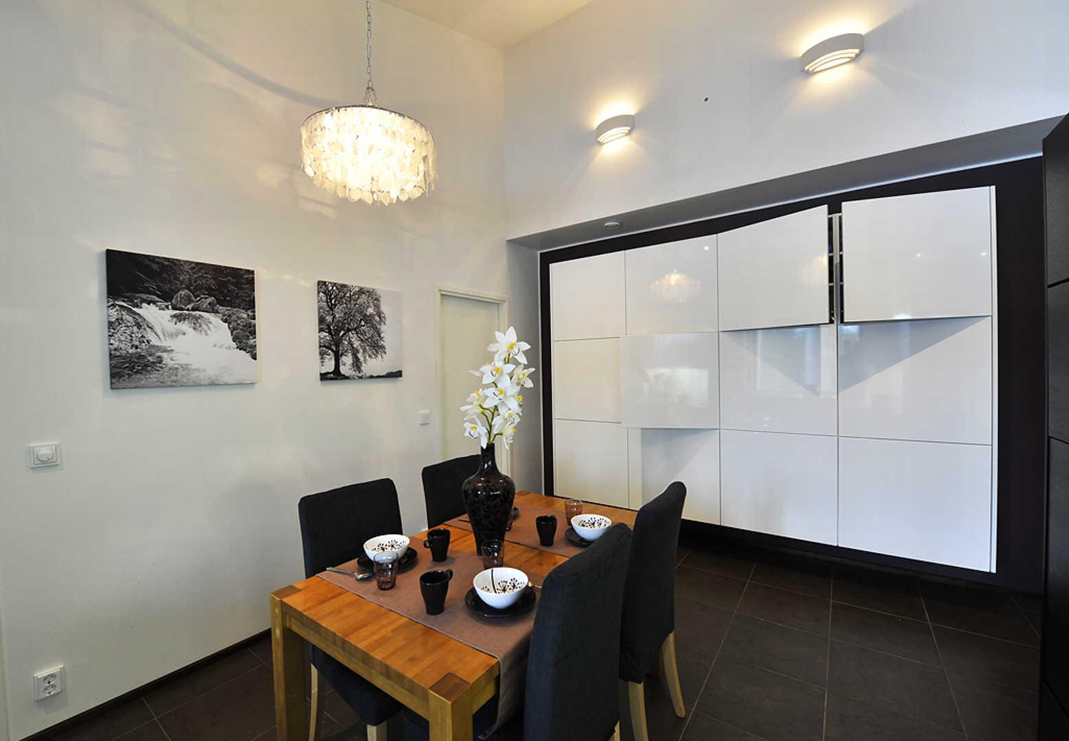 Moderni keittiö, Sisustus  keittiö, Opdeco, 524306fe498e62e699879822  Etuov