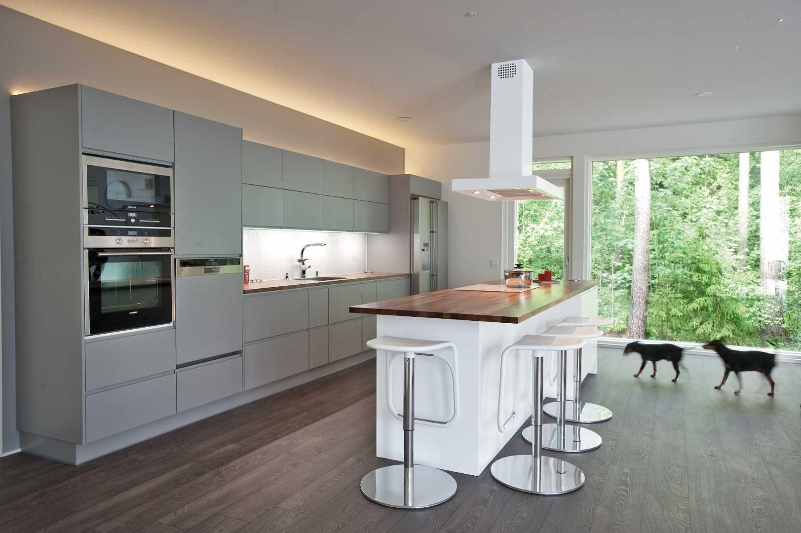 Moderni keittiö, Sisustus  keittiö, Gloria keittiöt, 52973f51498e5d0348a5ebd