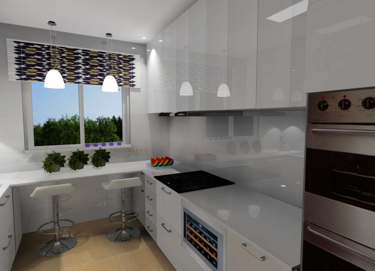Sisustus  keittiö  Moderni  53b07063498eab03812d8efc  sisustus etuovi com