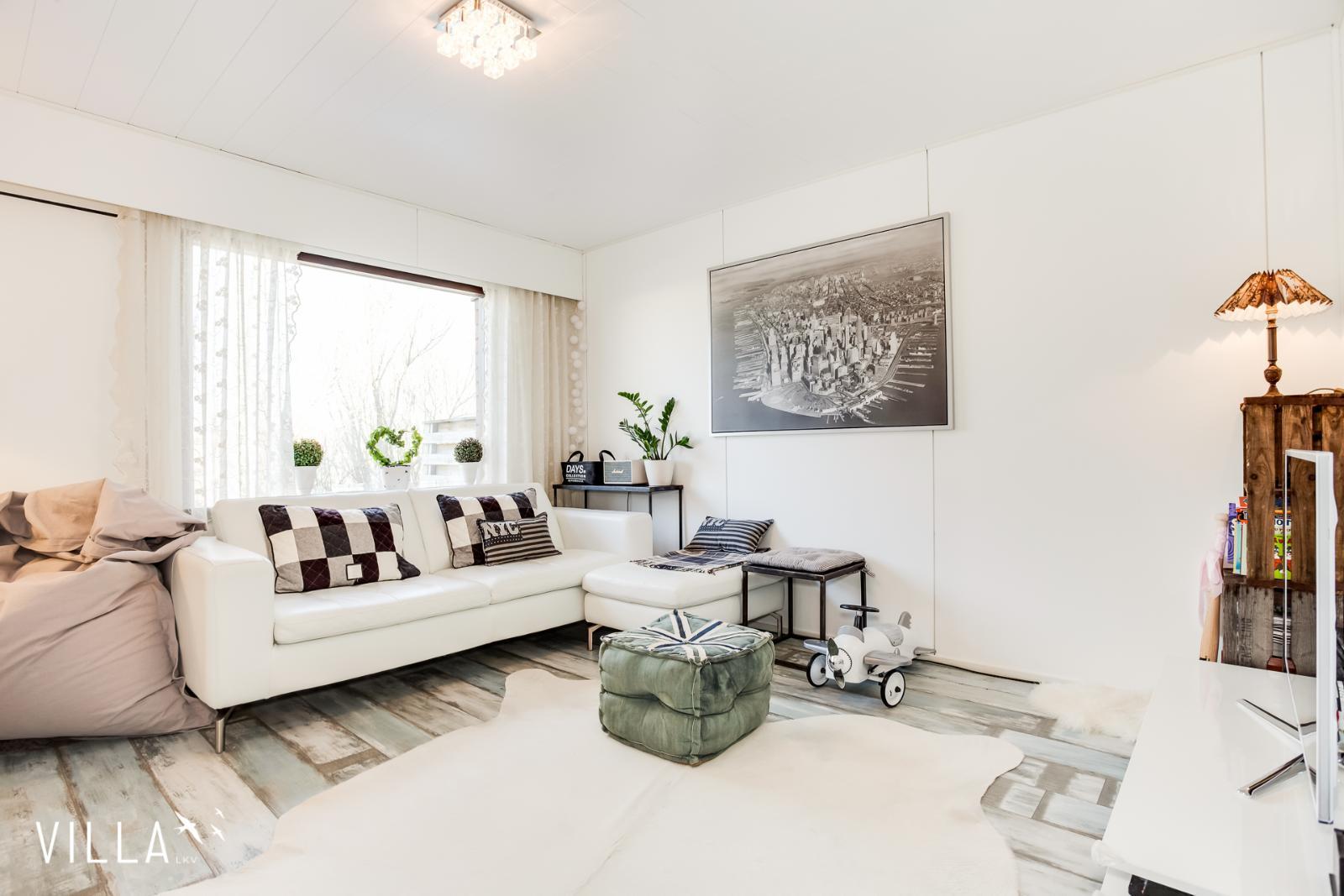 Moderni olohuone, sohva, VILLA LKV
