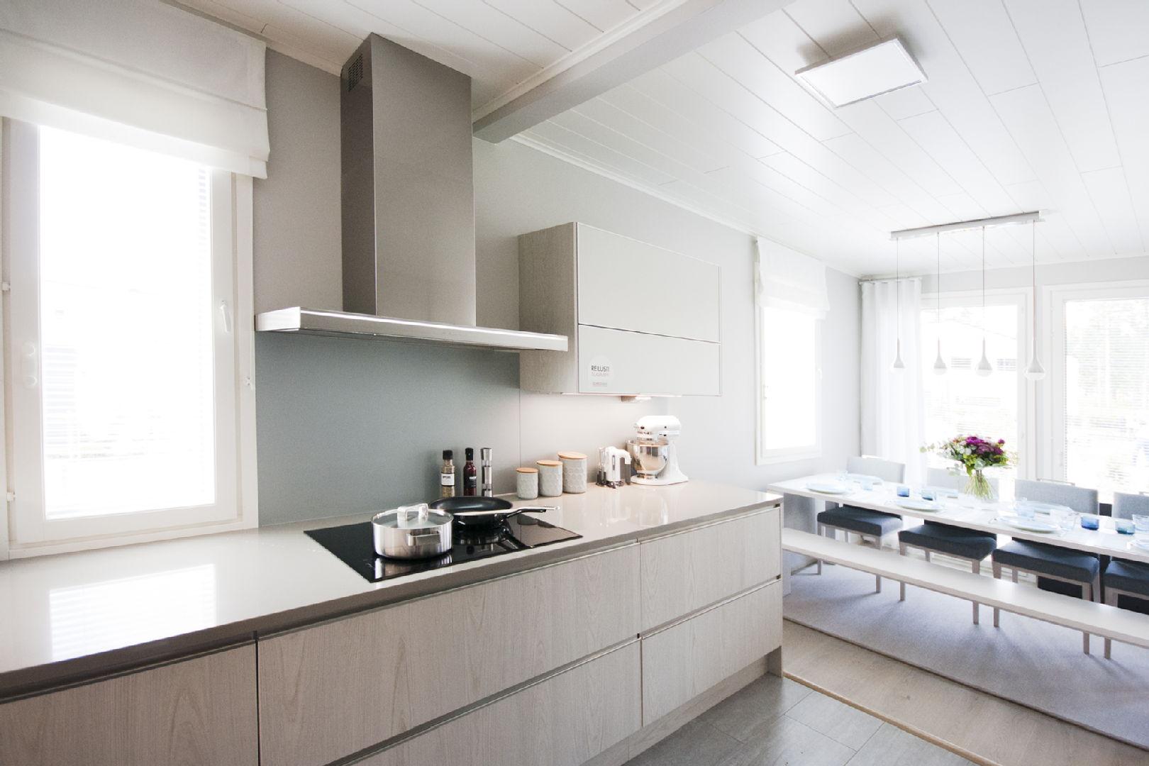 Skandinaavinen keittiö, Asuntomessut 2015, Asuntomessut 2015 Vantaa, 55b8cc9d