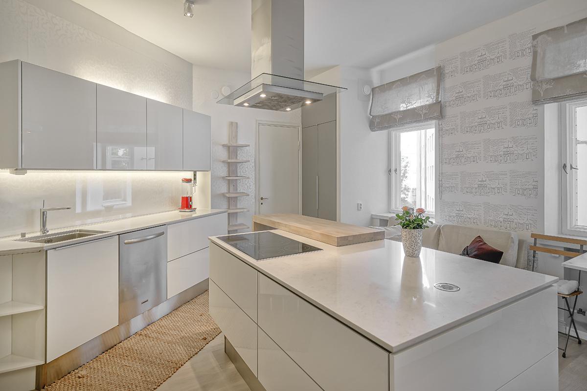 Moderni keittiö, Etuovi com Asunnot