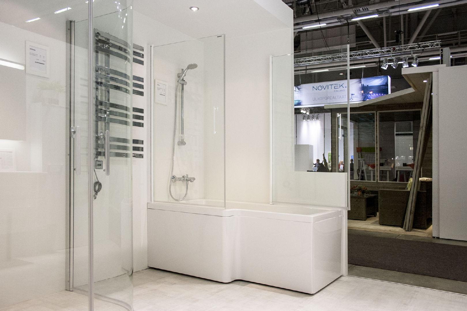 suihkukulma kylpyamme