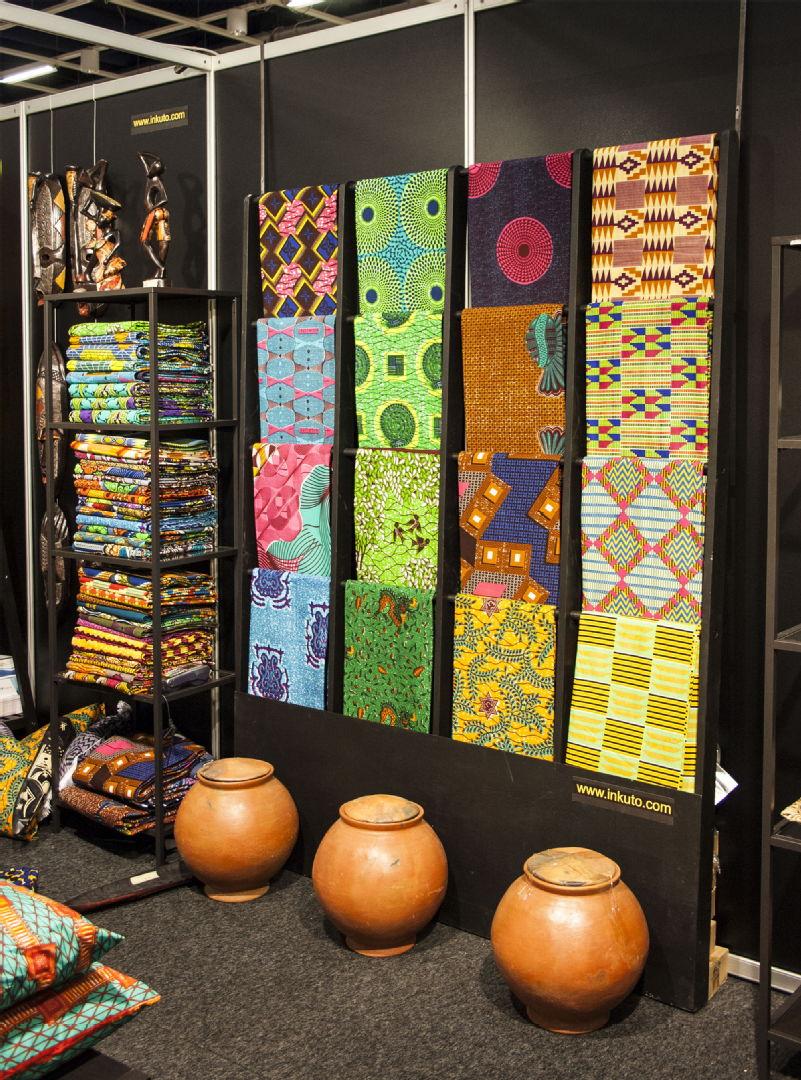 afrikkalainen tekstiili