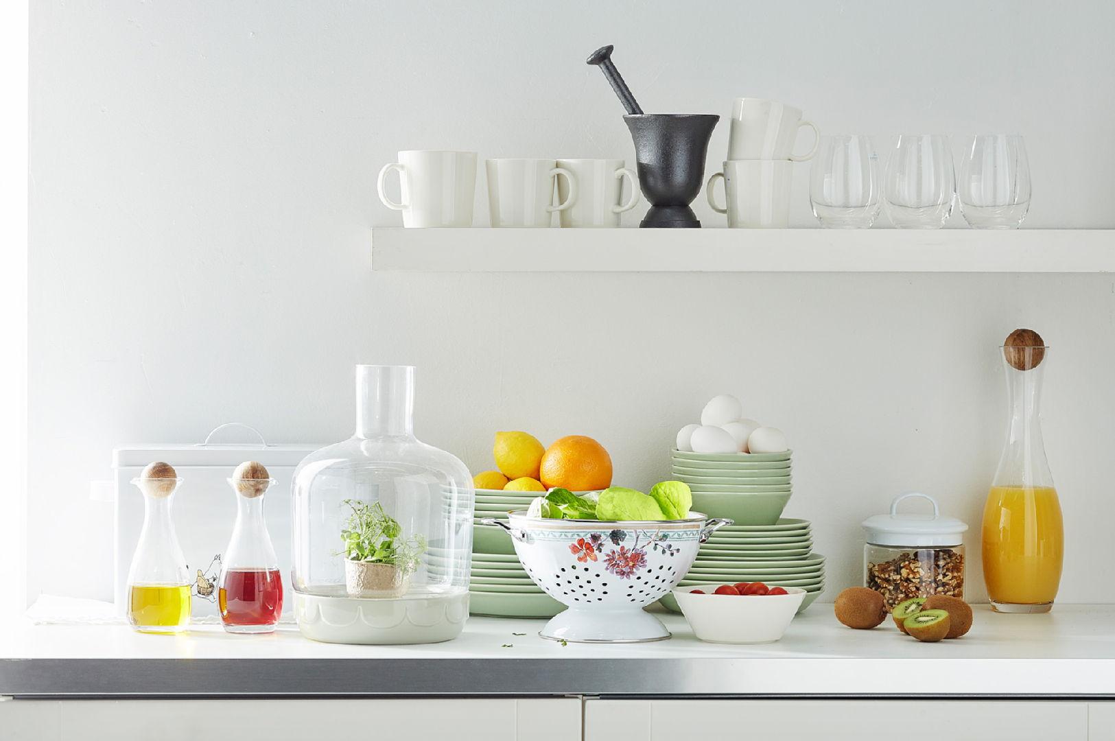 Moderni keittiö, Astiat, Hobby Hall