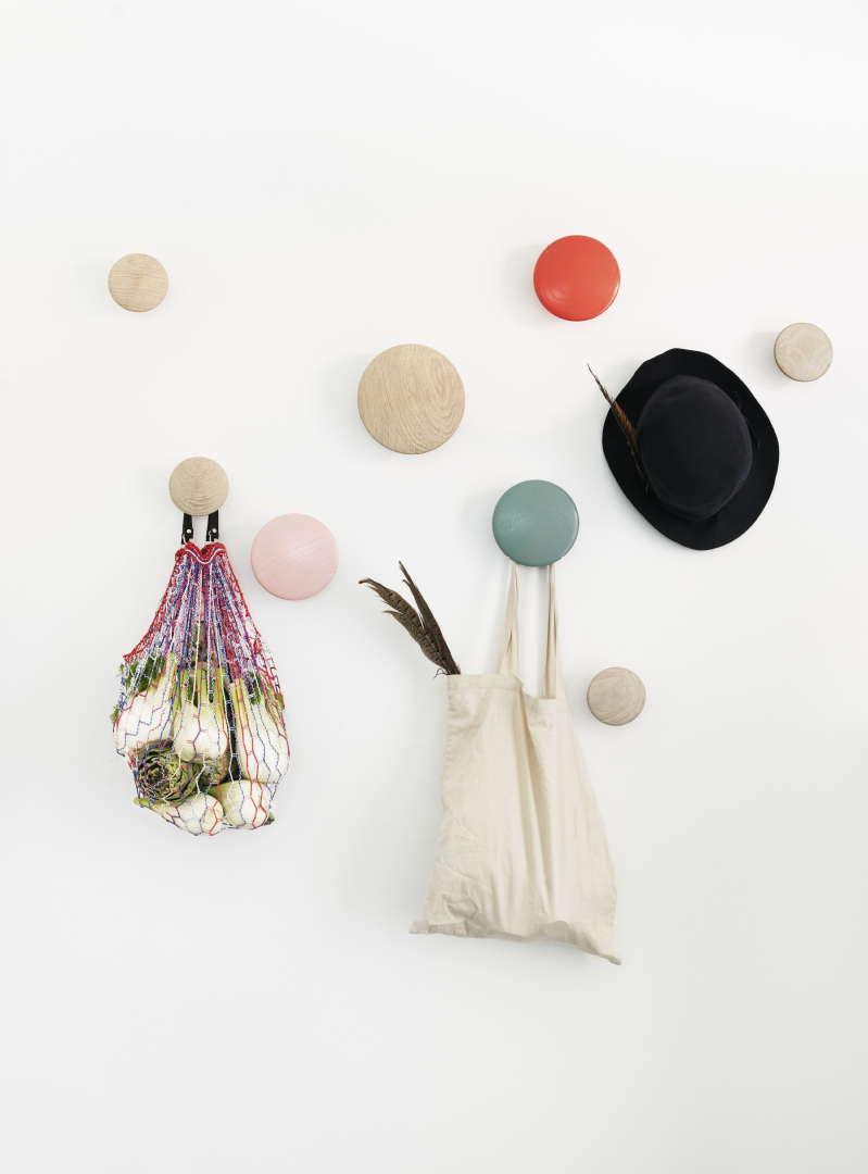 Muuto, dots, naulakko, Scandinavian Design Center