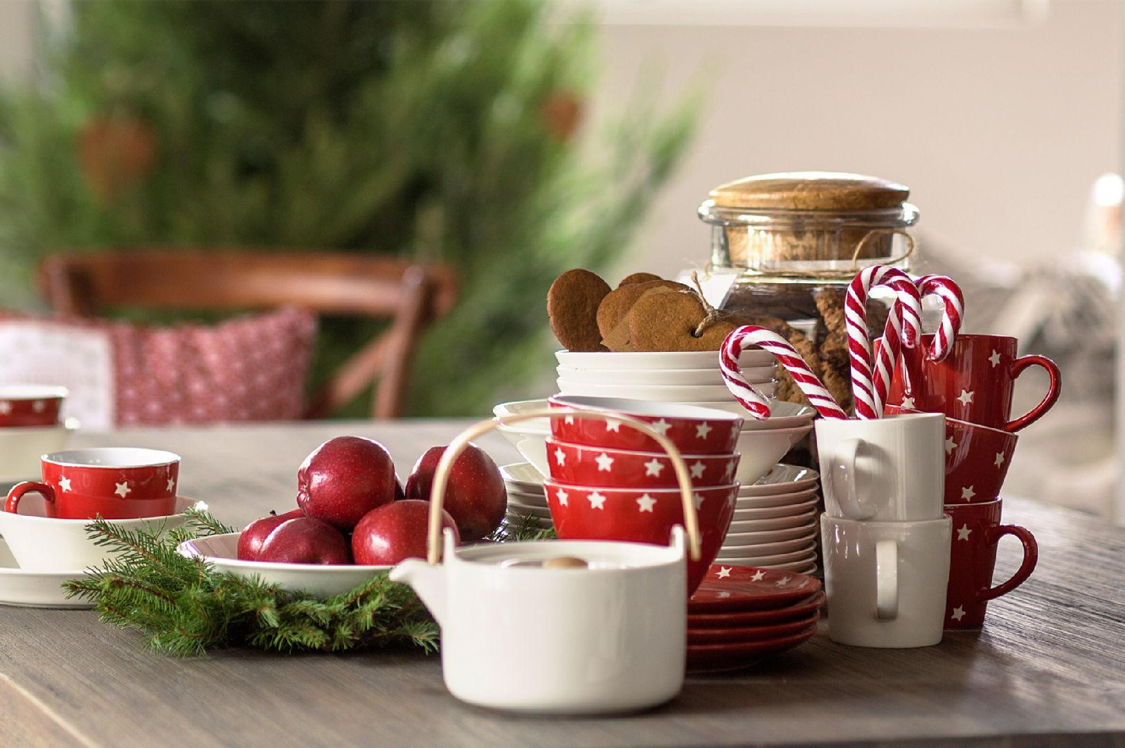 Sisustusideat joulukotiin